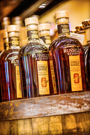 Russel's Reserve Single Barrell